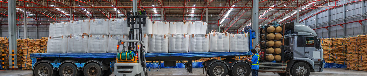 Flexible intermediate bulk container slide 2