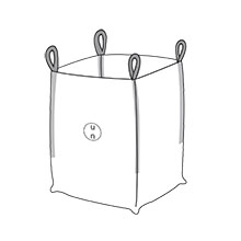 UN Certified Bags FIBC